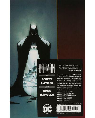Batman by Scott Snyder & Greg Capullo Box Set 3-1 - 2