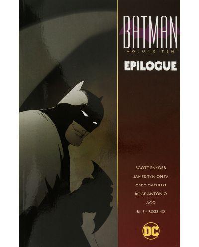 Batman by Scott Snyder & Greg Capullo Box Set 3-21 - 22
