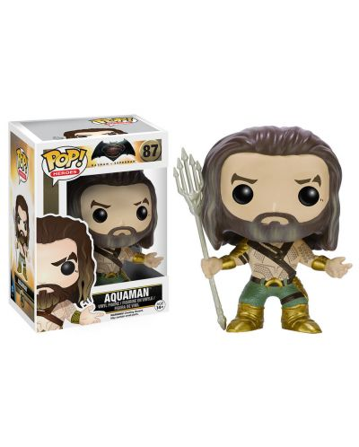 Фигура Funko Pop! Heroes: Batman vs Superman - Aquaman, #87 - 2