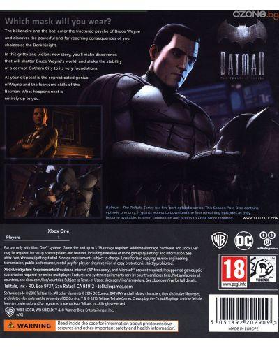 Batman: The Telltale Series (Xbox One) - 9