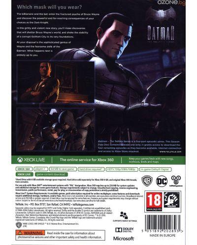 Batman: The Telltale Series (Xbox 360) - 9