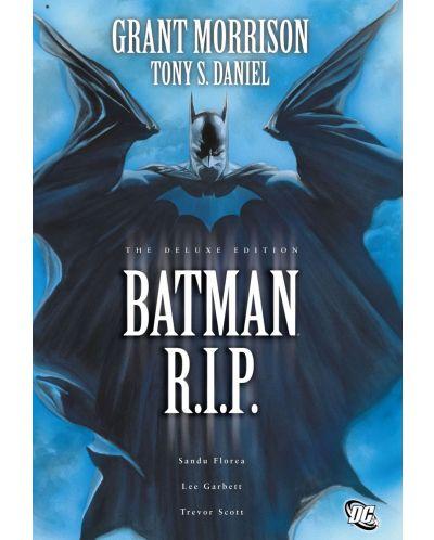 Batman R.I.P. (комикс) - 2