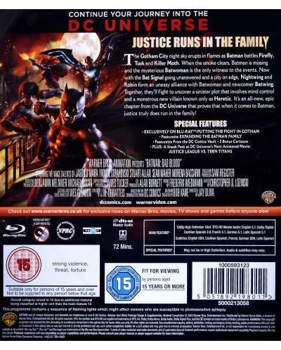 Batman: Bad Blood (Blu-Ray) - 2