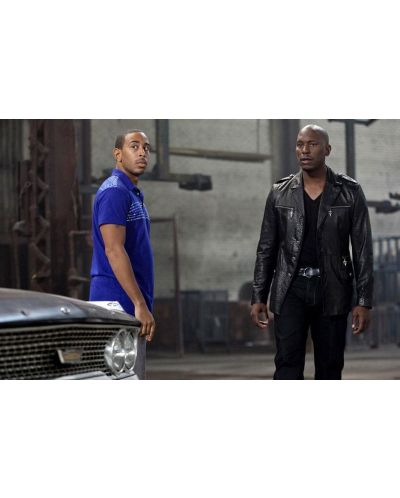 Бързи и яростни 5: Удар в Рио (Blu-Ray) - 4