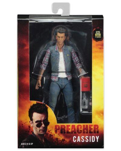 Екшън фигура Preacher - Cassidy, 18 cm - 2