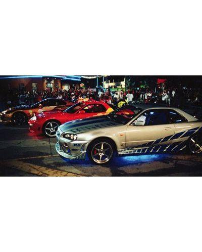 Бързи и яростни 2 (Blu-Ray) - 4