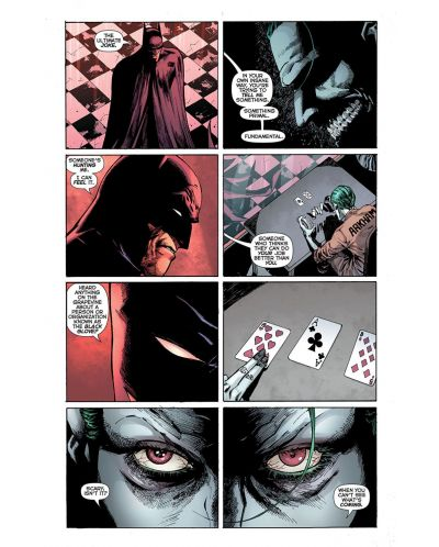 Batman R.I.P. (комикс) - 6