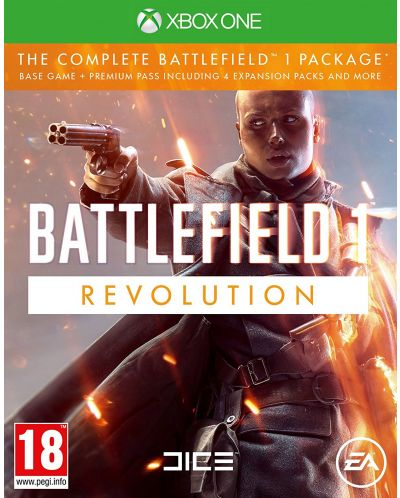 Battlefield 1 Revolution (Xbox One) - 1