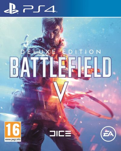 Battlefield V Deluxe Edition (PS4) - 1