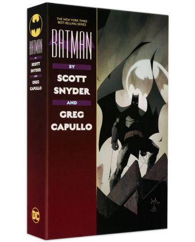 Batman by Scott Snyder & Greg Capullo Box Set 3-2 - 3