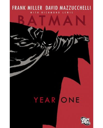 Batman: Year One (комикс) - 1