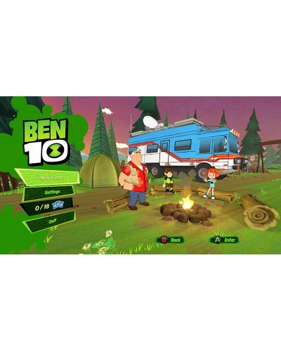 Ben 10 (Nintendo Switch) - 6