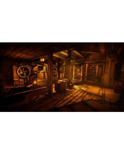 Bendy and the Ink Machine (PS4) - 6