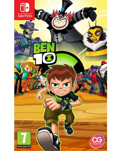 Ben 10 (Nintendo Switch) - 1