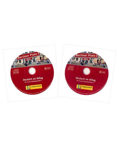 Berliner Platz Neu 3: Немски език - ниво В1 (Комплект: учебник и учебна тетрадка, 2 CD, Treffpunkt D-A-CH) - 2