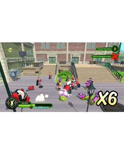 Ben 10 (Xbox One) - 7