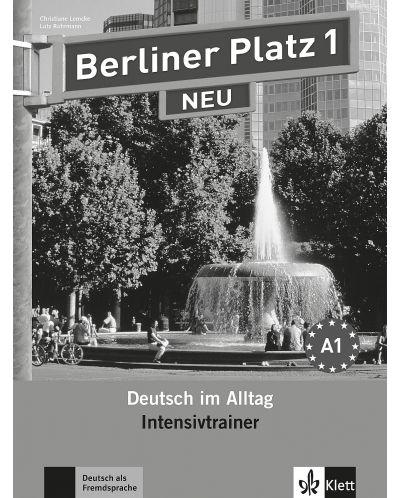 Berliner Platz Neu 1: Немски език - ниво А1 (тетрадка с упражнения) - 1