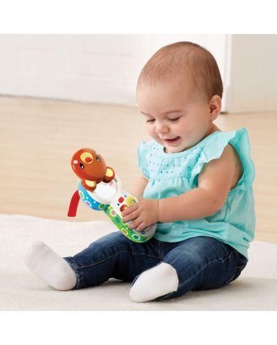 Бебешки играчка Vtech - Телефон, меченце - 4