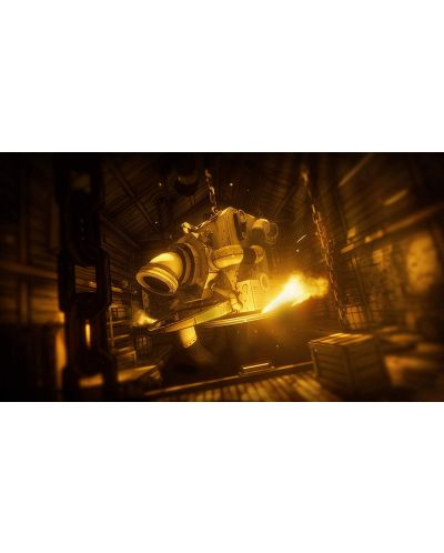 Bendy and the Ink Machine (PS4) - 4