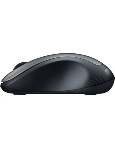 Безжична мишка Logitech - M310 - 2.4GHz, сива - 2