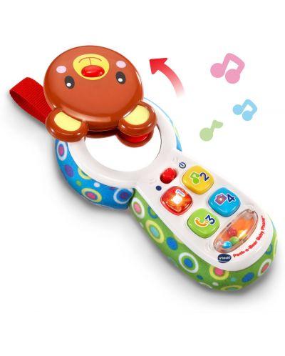 Бебешки играчка Vtech - Телефон, меченце - 3