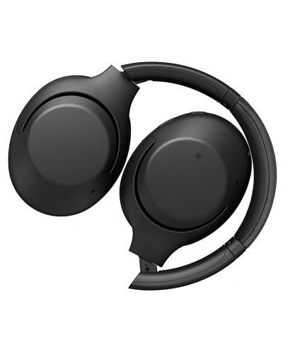 Безжични слушалки с микрофон Sony - WH-XB900N, черни - 2