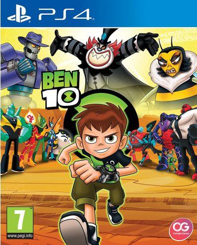 Ben 10 (PS4) - 1