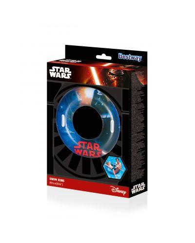 Надуваем пояс Bestway - Star Wars - 2