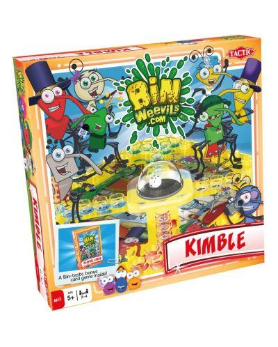 Настолна игра BinWeevils Kimble - семейна - 1