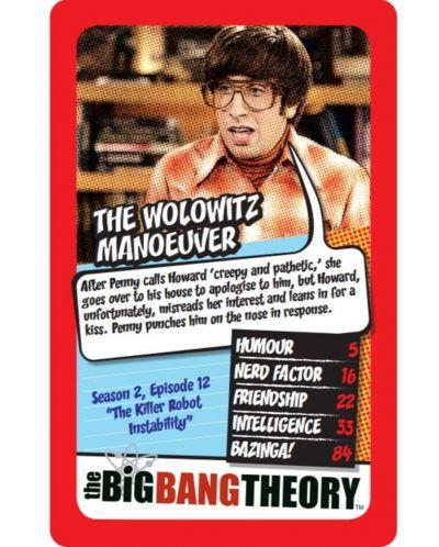 Игра с карти Top Trumps - The Big Bang Theory - 4