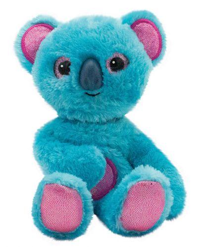 Интерактивна играчка Bigiggles - Повтарящо животинче Bruce, синя коала - 3