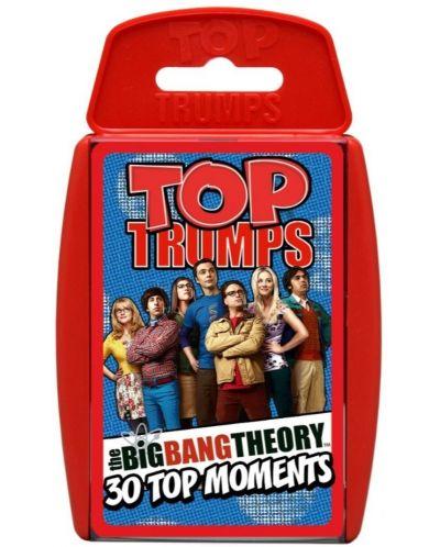 Игра с карти Top Trumps - The Big Bang Theory - 1