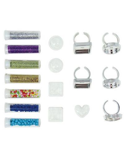 Творчески комплект Buki Be Teens - Направи си сам пръстени с мехурчета - 2