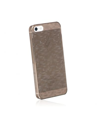 Bling My Thing Mosaic Case за iPhone 5 -  кафяв - 3
