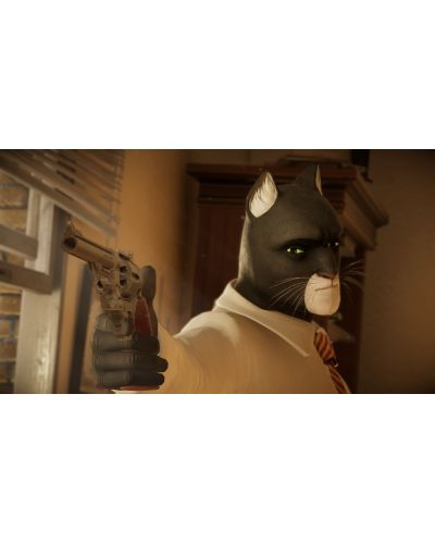 Blacksad: Under the Skin (PS4) - 3