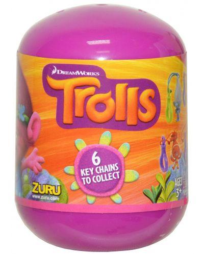Фигурка-изненада Trolls - В капсула - 1