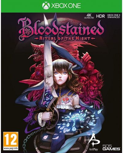 Bloodstained: Ritual of the Night (Xbox One)  - 1