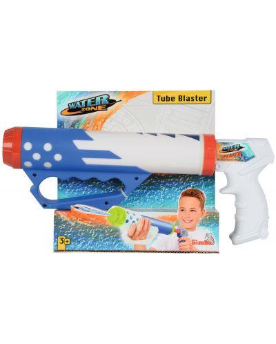 Воден пистолет Simba Toys - Туба бластер, асортимент - 1
