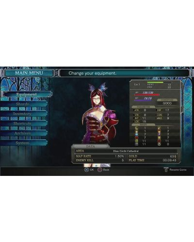 Bloodstained: Ritual of the Night (PS4) - 5