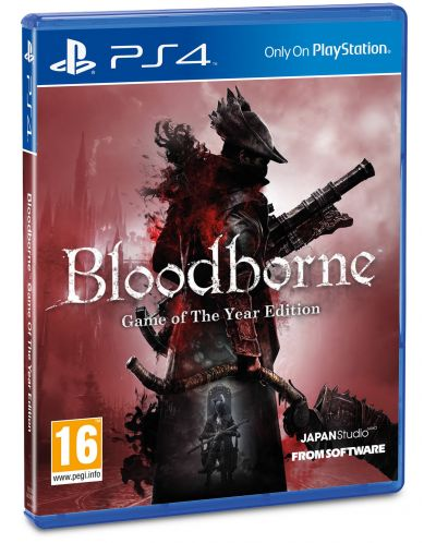 Bloodborne: Game of the Year Edition (PS4) - 7