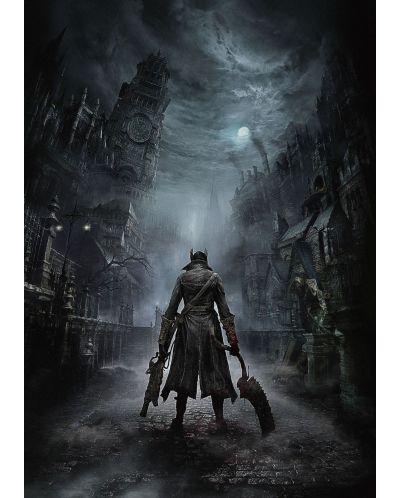 Bloodborne Official Artworks-1 - 3