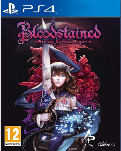 Bloodstained: Ritual of the Night (PS4) - 1
