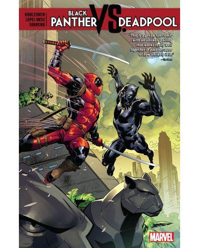 Black Panther vs. Deadpool - 1