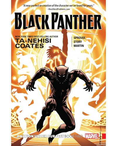 Black Panther: A Nation Under Our Feet Book 2 (комикс) - 1