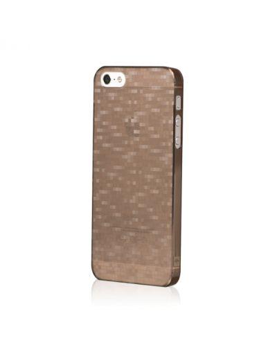 Bling My Thing Mosaic Case за iPhone 5 -  кафяв - 2