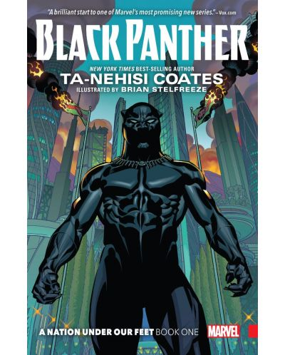 Black Panther A Nation Under Our Feet Book 1 (комикс) - 1