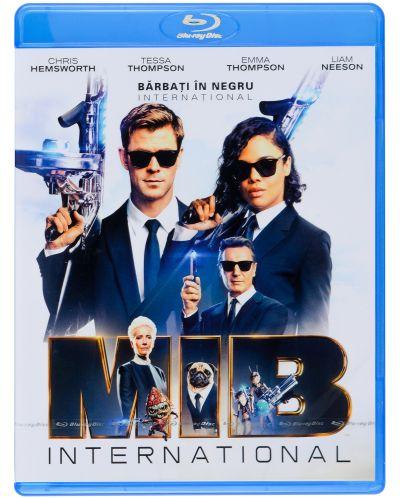 Мъже в черно: Глобална заплаха (Blu-Ray) - 1