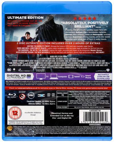 Batman V Superman: Dawn Of Justice Ultimate Edition (Blu-Ray) - 2