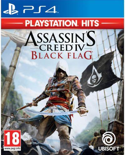 Assassin's Creed IV: Black Flag (PS4) - 1
