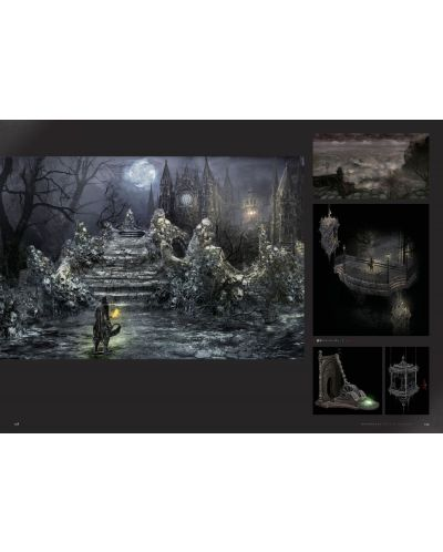 Bloodborne Official Artworks-5 - 7
